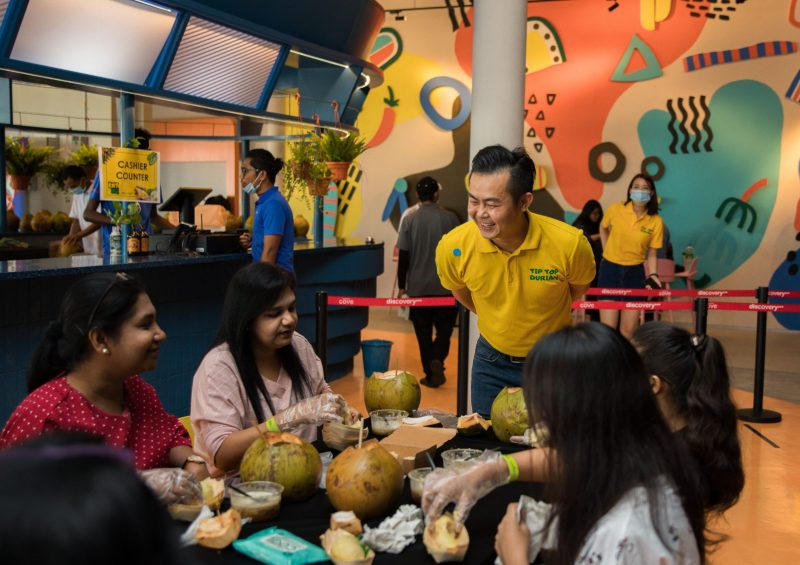 Gamuda X Tip Top Durian Event - 34