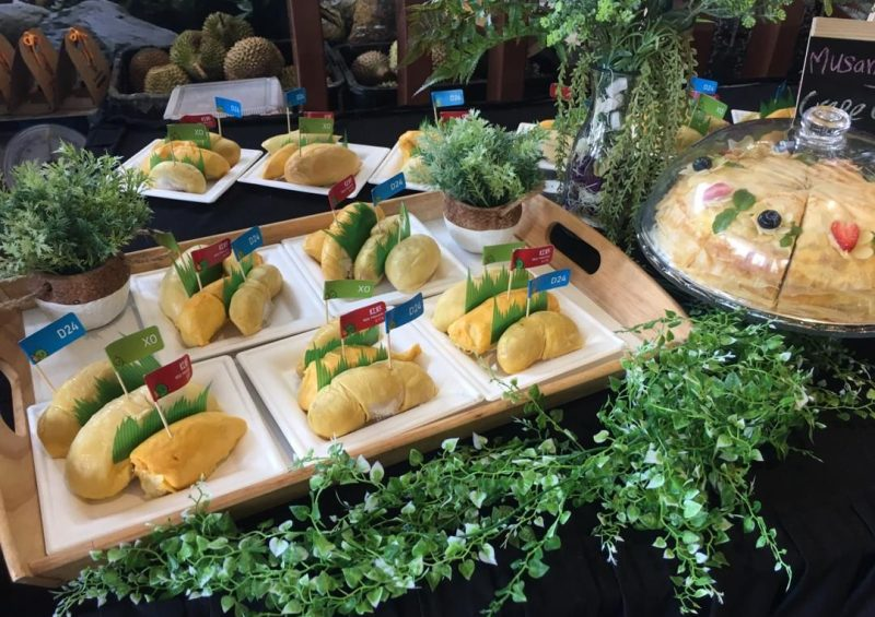 KSL Event | Musang King | D24 | Fresh Durian | Durian Ice Cream | Durian Mochi | Durian Crepe Cake | Durian Cheesecake | Tip Top Durian Delivery | Singapore Top Fresh Durian Online Delivery
