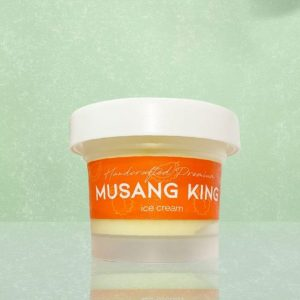 Mao Shan Wang Durian Ice Cream | Tip Top Durian Delivery | Singapore Top Fresh Durian Online Delivery