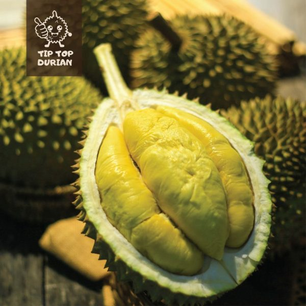 Mao Shan Wang | Tip Top Durian Delivery | Singapore Top Fresh Durian Online Delivery